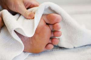 Cyprus Association of Registered Podiatrists - Blog, Athlete's Foot (Tinea Pedis)