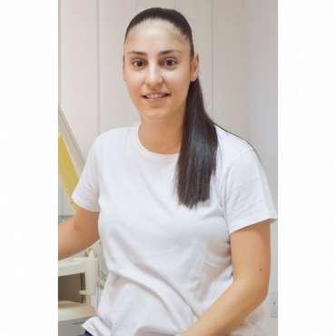Cyprus Association of Registered Podiatrists - Nasia Savvidou