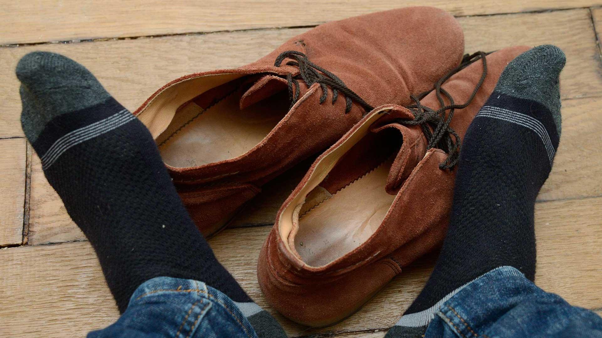 Cyprus Association of Registered Podiatrists - Blog, Sweaty Feet